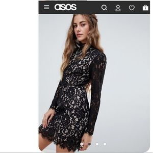Only worn once ASOS dress